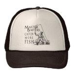 MASTER BAITERS CATCH MORE FISH T-shirt Mesh Hat