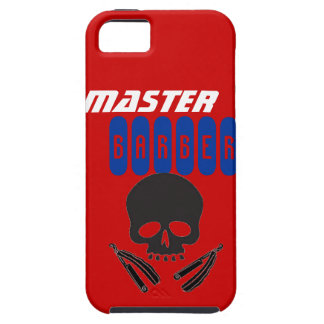 Master Barber IPhone Case Razors