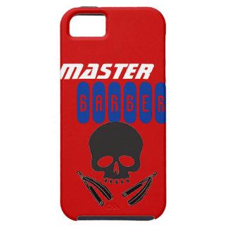 Master Barber IPhone Case Razors Tough iPhone 5 Case