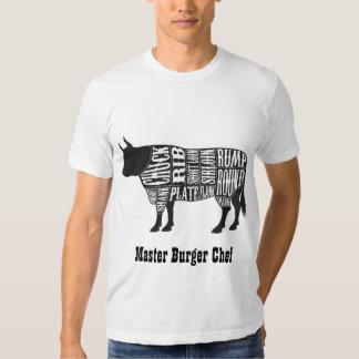 Master Burger Chef T-shirt
