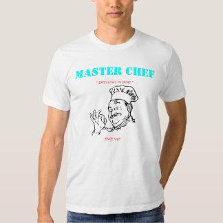 Master Chef 1 T-shirts