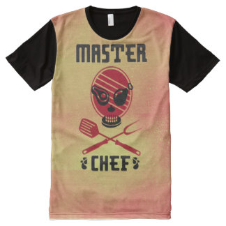 master chef All-Over print T-Shirt