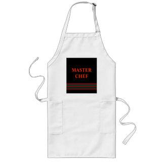 Master Chef> Custom Apron