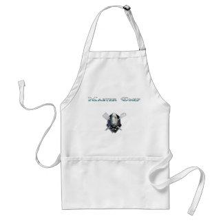 Master Chef (Halo Apron) Standard Apron