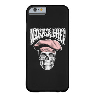 Master Chef Skull v4 Barely There iPhone 6 Case