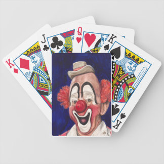 Master Clown Lou Jacobs Bicycle Playing Cards