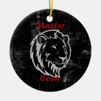 Master Coen Ornament
