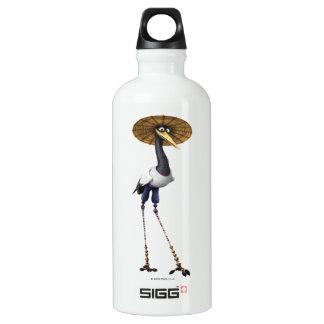 Master Crane Water Bottle
