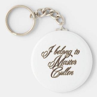 Master Cullen Key Ring
