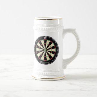 Master Dart Board, Beer Stein