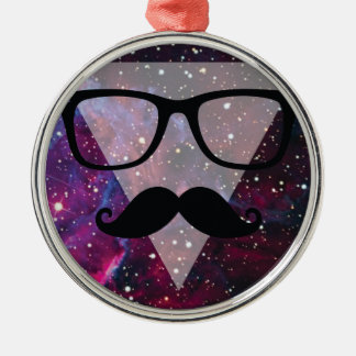 Master Disguise Space Funny Face Christmas Ornament