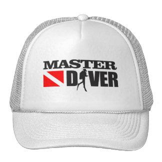 Master Diver 2 Mesh Hat