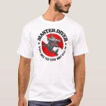 Master Diver (Hammerhead) Apparel T-Shirt