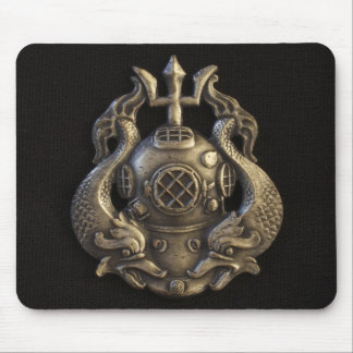 Master Diver Mouse Pad