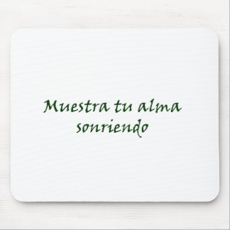 Master frases mouse pad