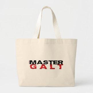 Master Galt Tote Bag