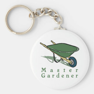 Master Gardener Key Chains