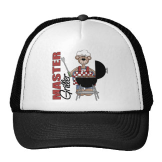 Master Griller Mesh Hats