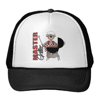 Master Griller Hat