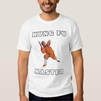 MASTER, KUNG FU TSHIRTS