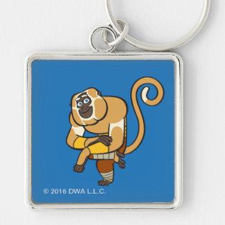 Master Monkey Key Ring