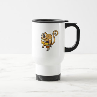 Master Monkey Travel Mug
