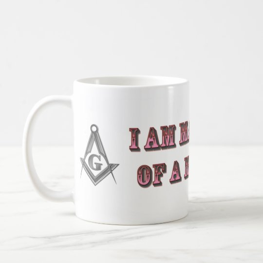 Master of a Mason Coffee Mug
