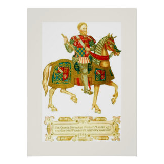 Master of Armory ~ 1561 Posters