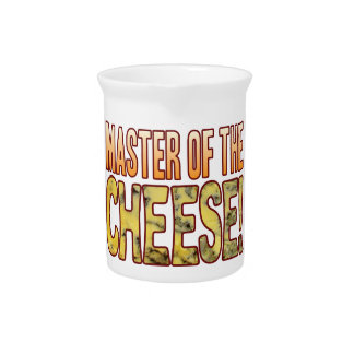 Master Of Blue Cheese Pitcher