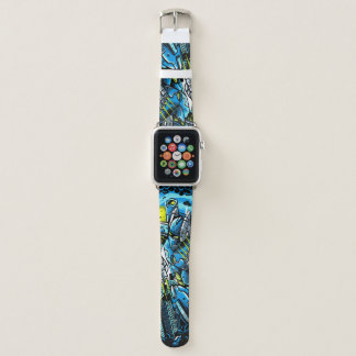 Master of Bot Apple Watch Band