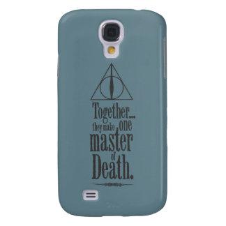 Master of Death Galaxy S4 Case