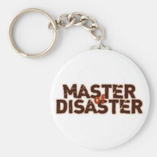 Master OF Disaster Key Ring
