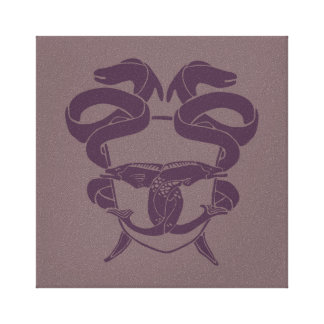 Master Of Laketown Symbol Canvas Print
