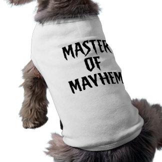 Master Of Mayhem - Pet Tee
