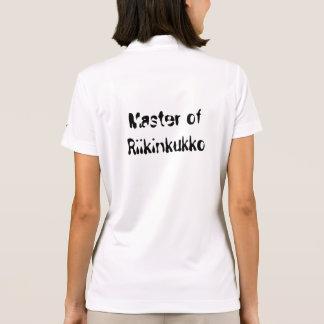 Master of Riikinkukko Polo T-shirts