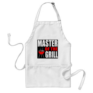 MASTER OF THE GRILL STANDARD APRON