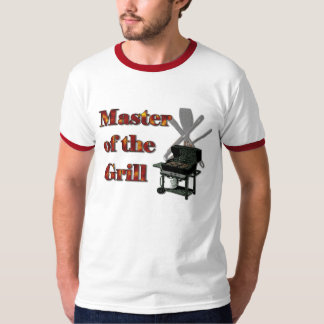 Master of the Grill Tshirts