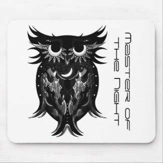 Master of the Night 3 Mouse Pad