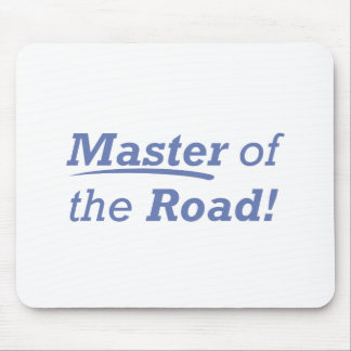 Master of the Road! Mouse Pad