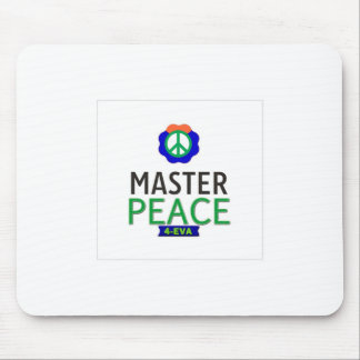 MASTER PEACE MOUSE PAD