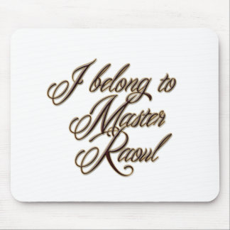 Master Raoul Mouse Pad