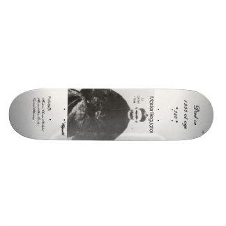 Master Regulator 21.6 Cm Old School Skateboard Deck