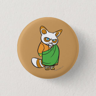 Master Shifu 3 Cm Round Badge