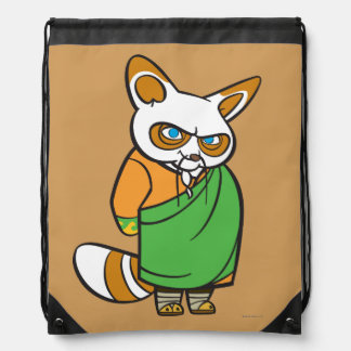 Master Shifu Drawstring Bag