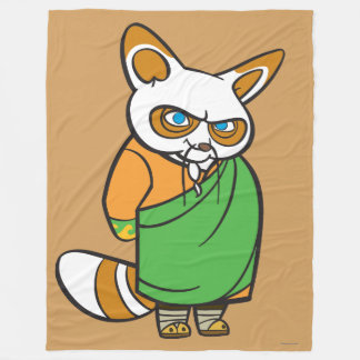 Master Shifu Fleece Blanket