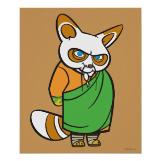 Master Shifu Poster