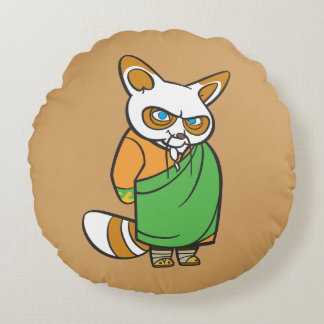 Master Shifu Round Cushion