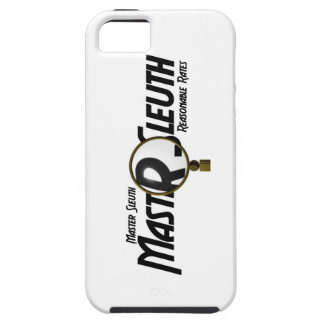 Master Sleuth: Reasonable Rates iPhone 5 Covers