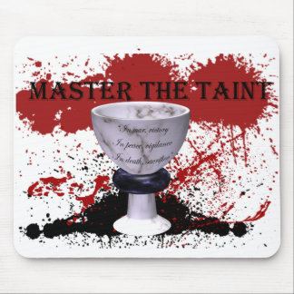 Master the Taint Mouse Pad