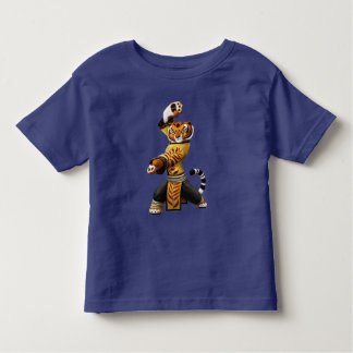 Master Tigress - Fearless Toddler T-Shirt